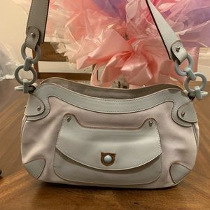 Salvatore Ferragamo Shoulder Bag satchel Purse